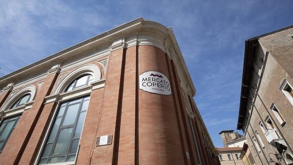 Mercato Coperto di Ravenna, Ravenna