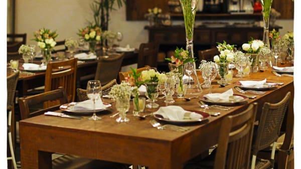 Ambiente - O Banquete, Fortaleza