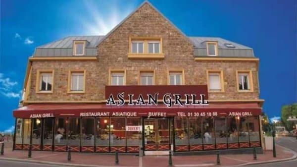 Asian Grill, Saint-Cyr-l'École