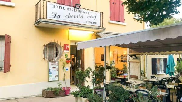 Entrée - Le Chemin Neuf, Gréoux-les-Bains