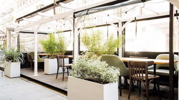 Terrasse - Comme un dimanche, Nice