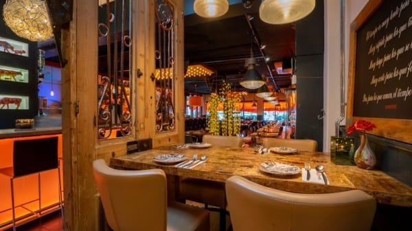Restaurant - Senora Rosa, Eindhoven