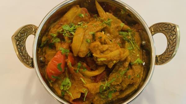 Suggestion du Chef - Jardin de Kashmir, Livry-Gargan