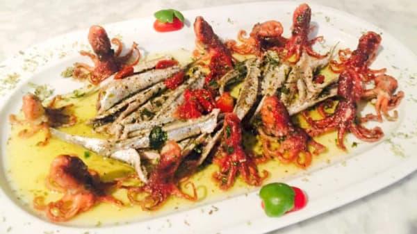 Sugerencia del chef - Salento Benidorm, Benidorm