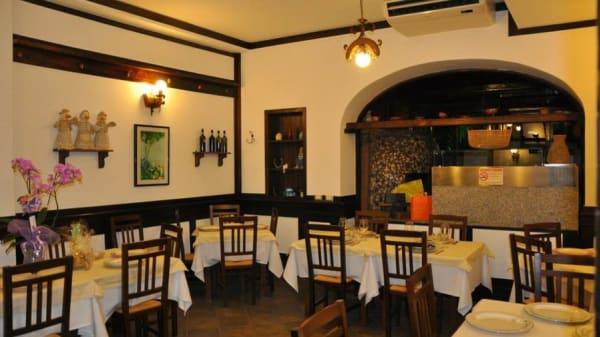 cucina mediterranea - L'Ocanda Coselemà, Pozzuoli