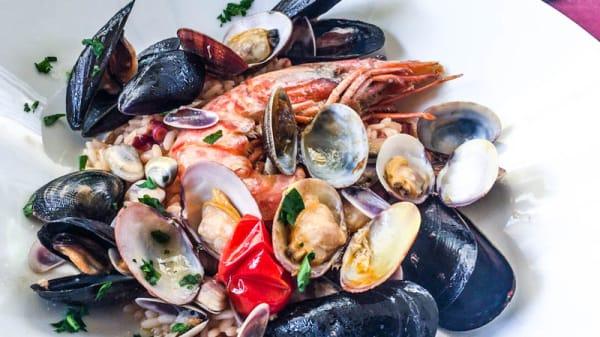 Suggerimento dello chef - Antichi Sapori Partenopei, Naples