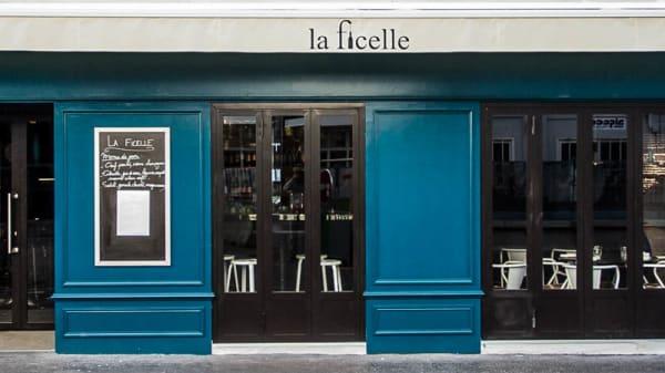 Entrée - La Ficelle, Paris