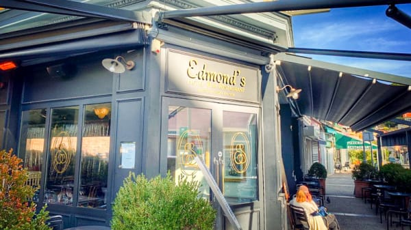 Entrée - Edmond's, Cap-d'Ail