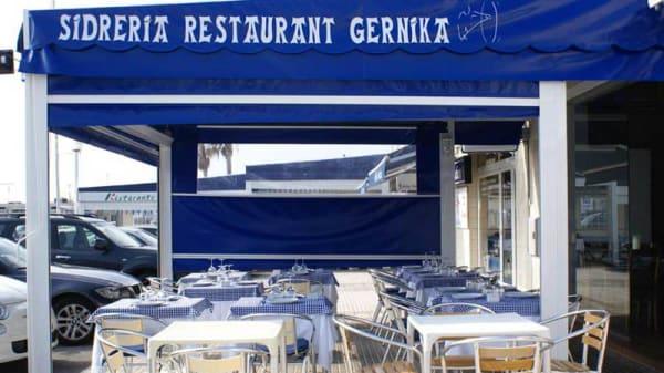Vista terraza - Sidreria Gernika, Sant Andreu De Llavaneres