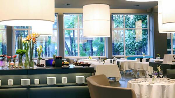 Veduta dell interno - Aria Live Cooking Restaurant, Riva Del Garda