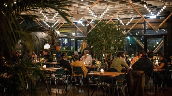 Het restaurant - Kantien, Utrecht