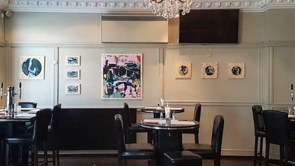 Salle du restaurant - The Key and Eagle, Genève