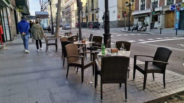 Viet-ñam Taberna, Madrid