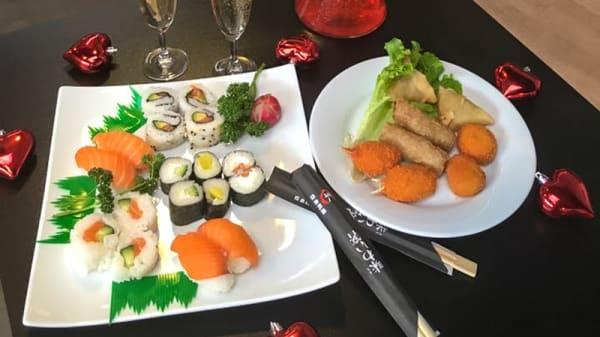 Suggestion de plat - Maki Thaï, Petite-Forêt