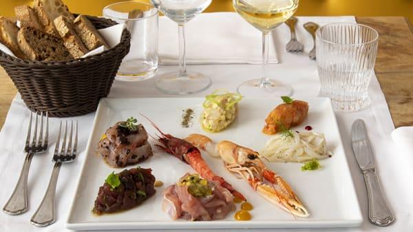 Proposta dello chef - VIVA, Rome