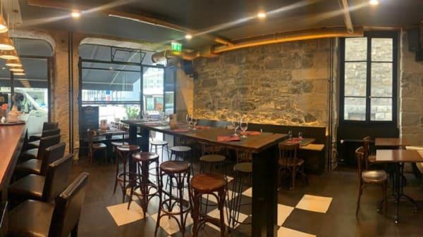71 Bar Restaurant, Genève