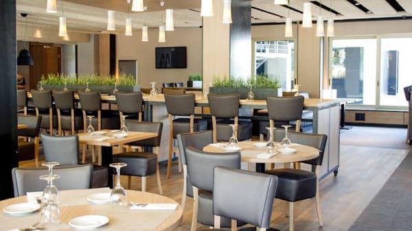 Vista sala - The Kitchen Holiday Inn Bilbao, Bilbao
