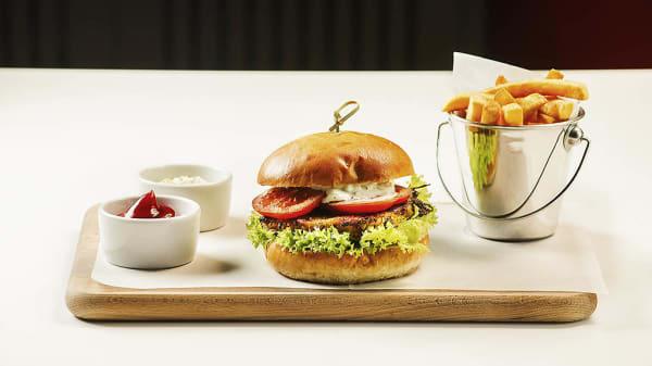 Burger - Double B, Milano