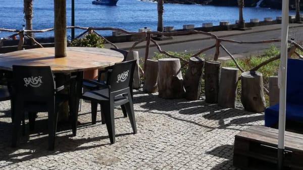 Esplanada - Las Caraíbas, Porto Moniz