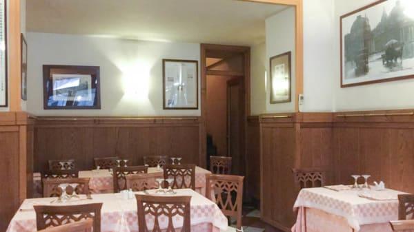 Vista sala - Settimio All'arancio, Roma