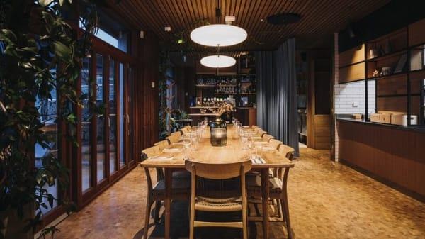 Room's view - Stasjonen Restaurant, Tønsberg