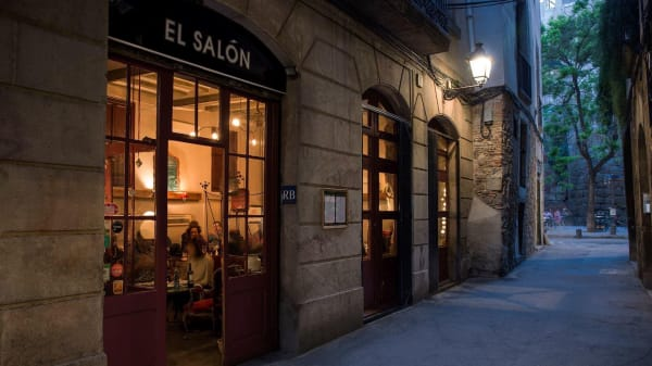 Entrada  - El Salón, Barcelona