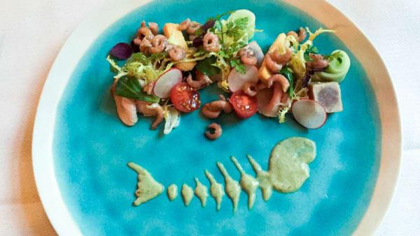 Specialiteit van de chef - Auberge Navet, Apeldoorn