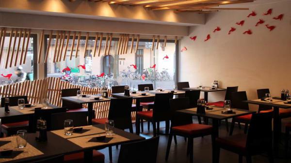 Salle - Yume Sushi, Strasbourg