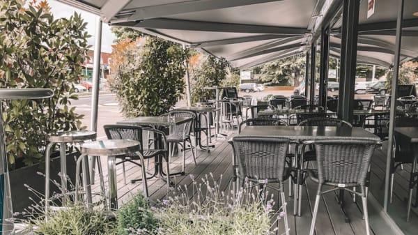 La terrasse - SB Cafe, Gland