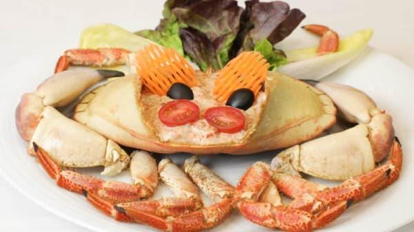 Sugerencia del chef - Fondo Do Mar, Barcelona