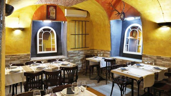 Vista sala - Cuevas El Secreto, Madrid