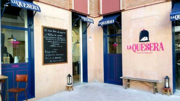 Fachada - La Quesera Barcelona, Barcelona