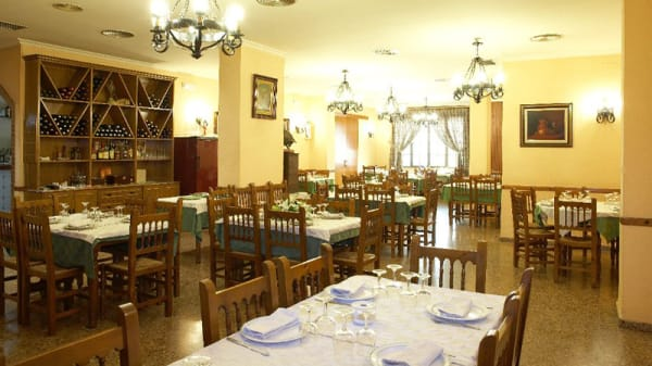 Vista Sala - Mesón Castilla, Valencia