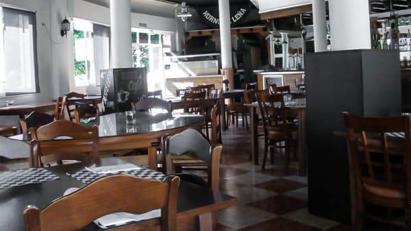 Vista sala - Pizzeria Gepetto´S, Málaga