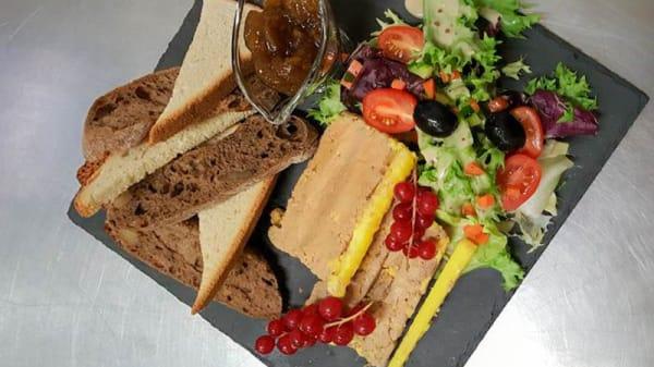 Suggestion de plat - Les Saveurs du Rocher, Vitrolles