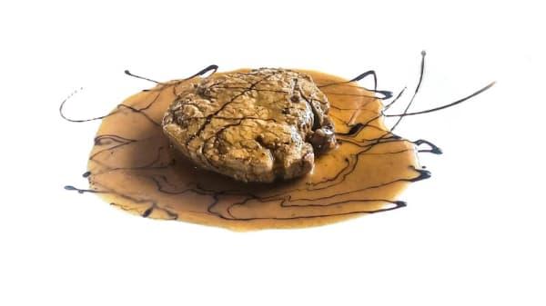 Filetto al cognac - L'orso scuro, Trecastagni