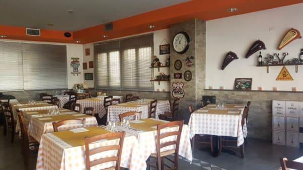 Vista sala - The Garage, Basiglio