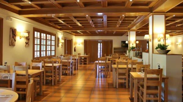Sala - La Vinya, Garriguella