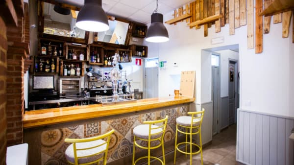 Sala - Bombardino Café Tapas Vino, Madrid
