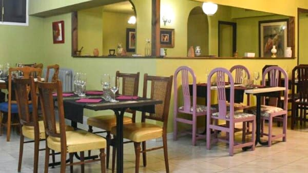 Sala del restaurante - Piscolabis, Sant Fruitos De Bages