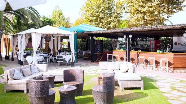 Jardin - Cau del Vinyet - Hotel Subur Maritim, Sitges