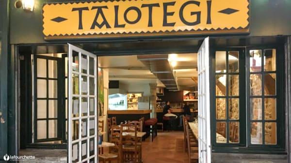 Entrée - Talotegi, Bayonne