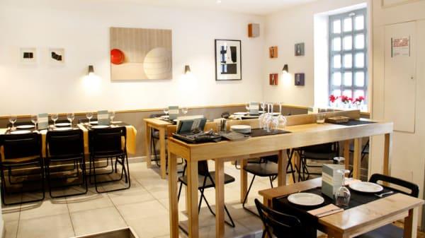 Sala - Ferrara Gastronomía, Madrid