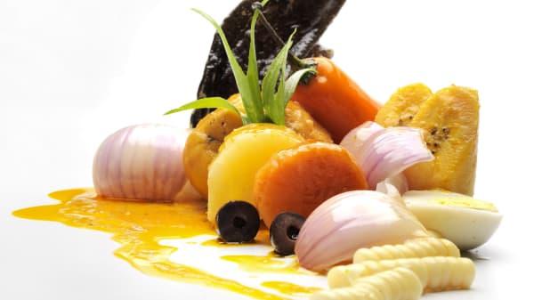 Causa Chiclayana - Fiesta Restaurant Gourmet, Lima