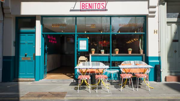 Benito's - Covent Garden, London