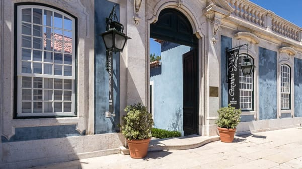 Entrada - Cozinha Velha – Pousada de Queluz D.Maria I, Queluz