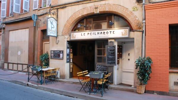 Devanture - Au Peilharote, Toulouse