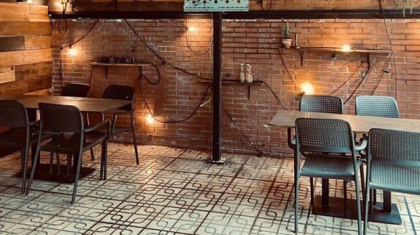 Vista de la sala - WISSLER // Bar & Burgers, Salou