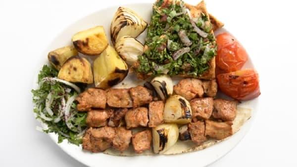 Suggestion de plat - Ô Délices Libanaises, Amiens