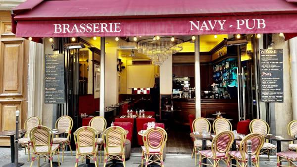 Navy, Paris